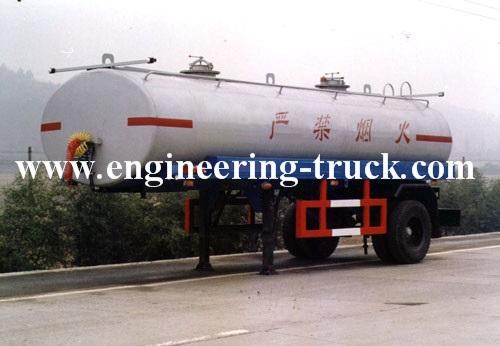 Oil Tank semi-trailer truck manufacturers