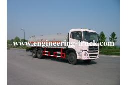 18.5m3 fuel tanker trailer