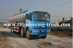 25m3 Chemical Liquid Tank Truck for Cyclopentane