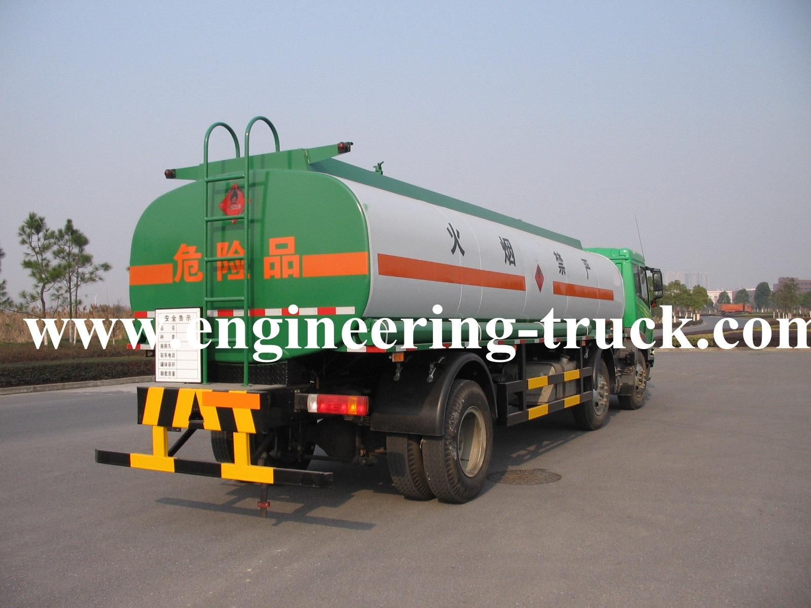 Hydraulic oil tanks trucks for sale