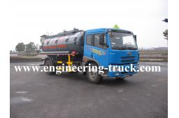 12m3 Chemical Liquid Tank Truck for Isoprene