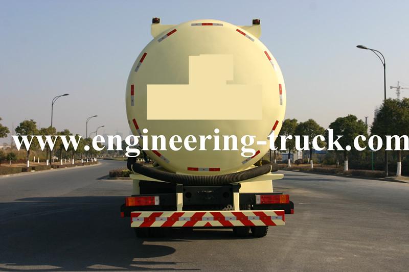 Bulk Cement Tank Transportation