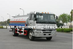 10m3 Chemical Liquid Tank Truck for Aether