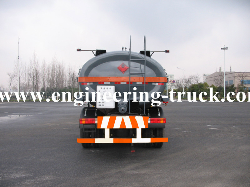 25m3 Chemical Liquid Tank Truck for Cyclopentane