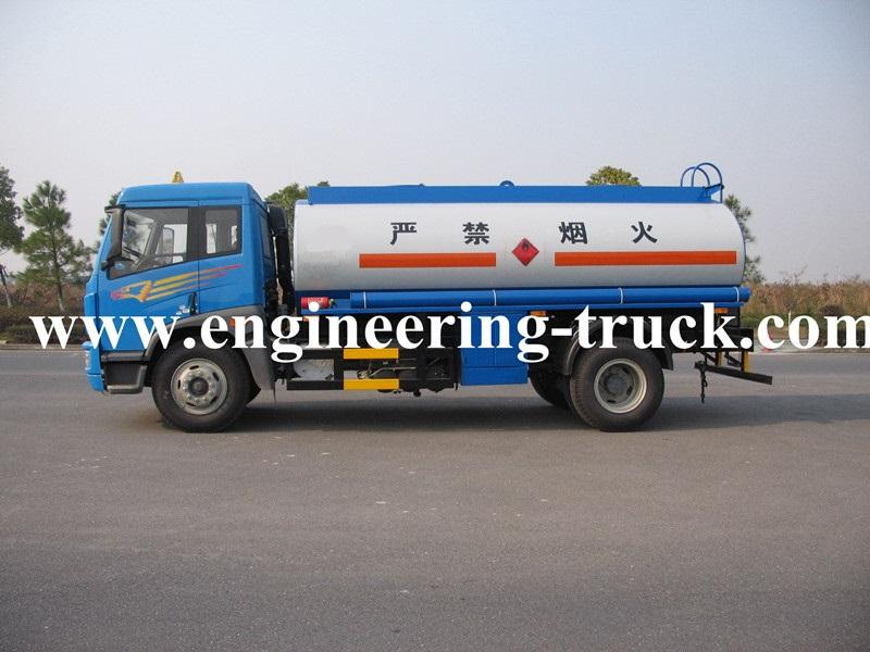 12m3 gas tank truck