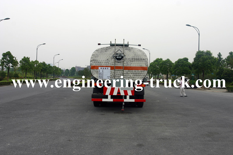 25m3 Chemical Liquid Tank Truck for Isoprene