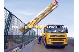 Girder Bridge Inspection truck